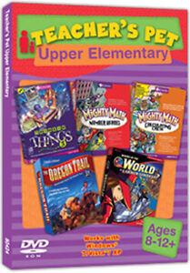 Teacher-039-s-Pet-Upper-Elementary-NEW-Oregon-Trail-Mighty-Math-Thinkin-039-Things