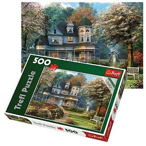 Trefl House of Dreams Jigsaw Puzzle (500 Pieces)