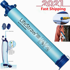 Life.Straw Personal Water Filter for-Hiking Camping,Backpa