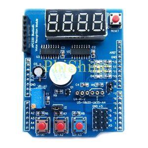 Arduino-Multi-Function-Shield-ProtoShield-For-Arduino-UNO-LENARDO-MAGE2560