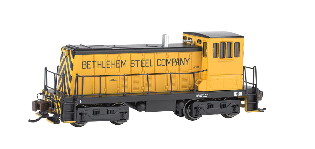 perfecto NIB N Bachmann  82057 DC DCC GE GE GE 70 Ton Switcher Bethlehem Steel  barato