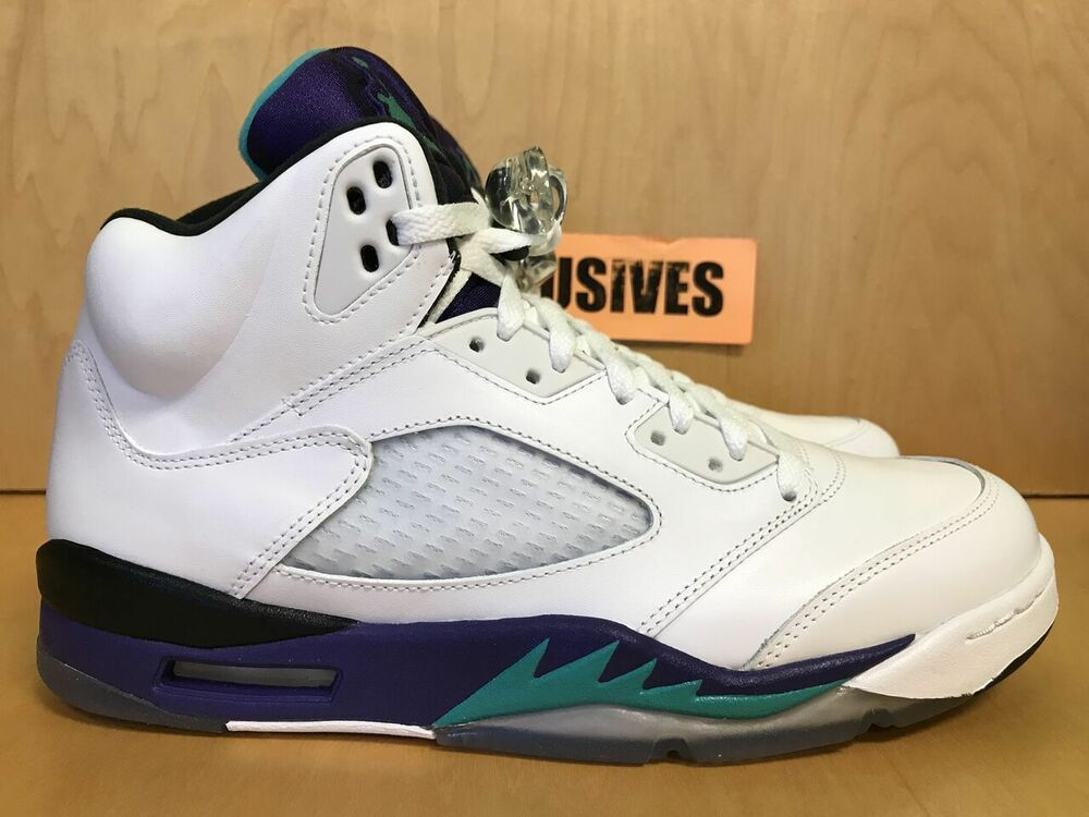 Nike Air V Jordan Retro V Air Chaussures Grape fa9acc