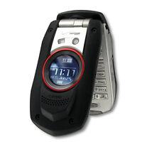 Casio G'zone Boulder C711 - Black (verizon) Phone With Camera, With Speaker