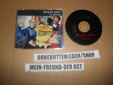 CD Pop Simple Plan - I'm Just A Kid (3 Song) MCD WARNER MUSIC LAVA