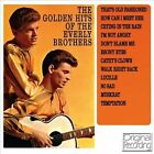 The Golden Hits of the Everly Brothers by The Everly Brothers (CD, Jan-2013, Hallmark)