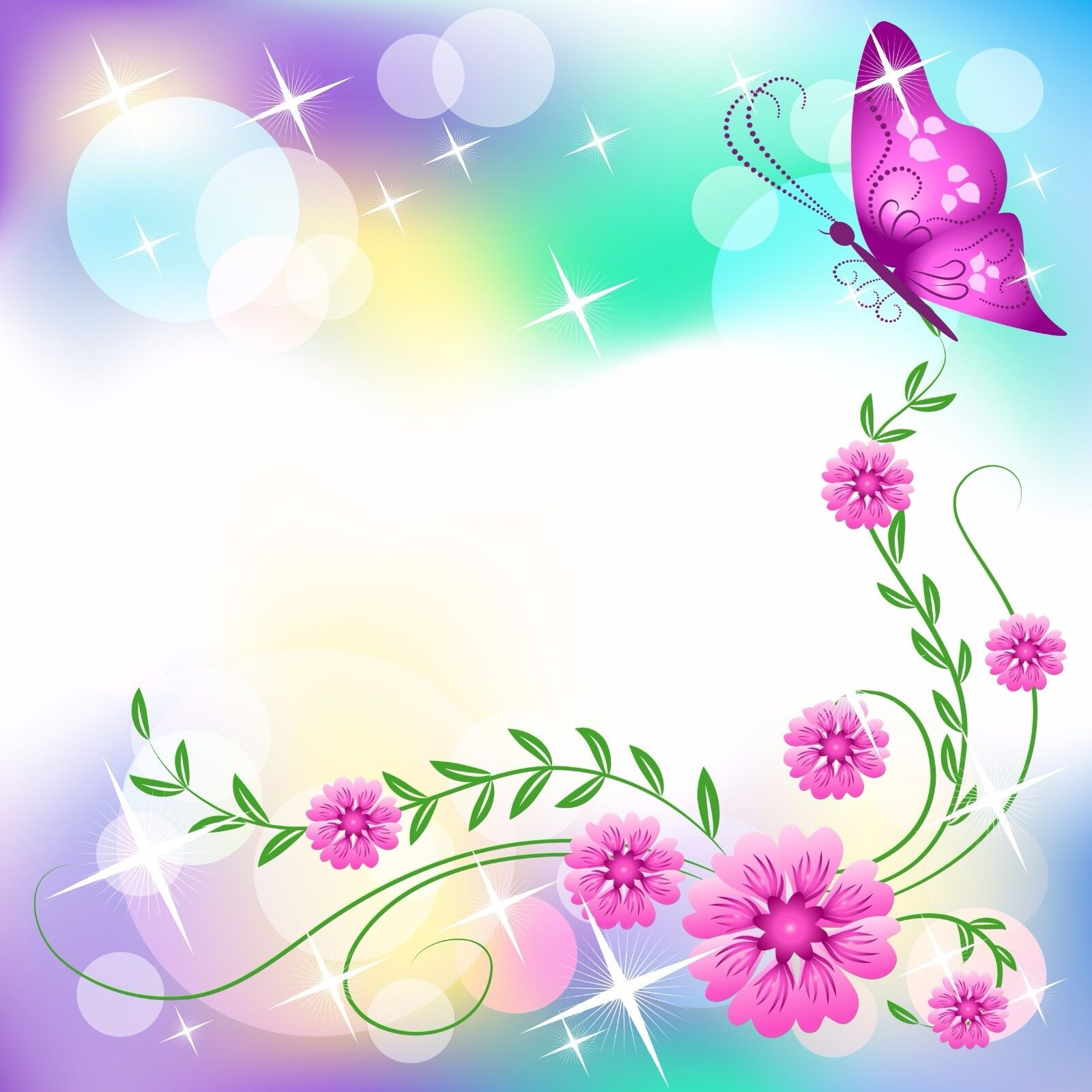 3D Butterfly Flowers Vine 70 Paper Wall Print Wall Decal Wall Deco Indoor Murals