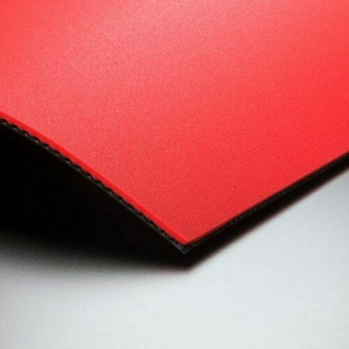 1.9mm//2.1mm Butterfly Dignics 05 Table Tennis Ping Pong Rubber Black//Red