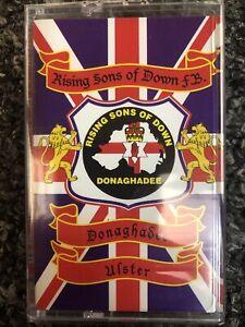 Moygashel Vintage Ulster Loyalist Unionist Cassette Tape Unused
