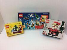 LEGO 10065 Holiday Christmas Santa/'s Elf Boy
