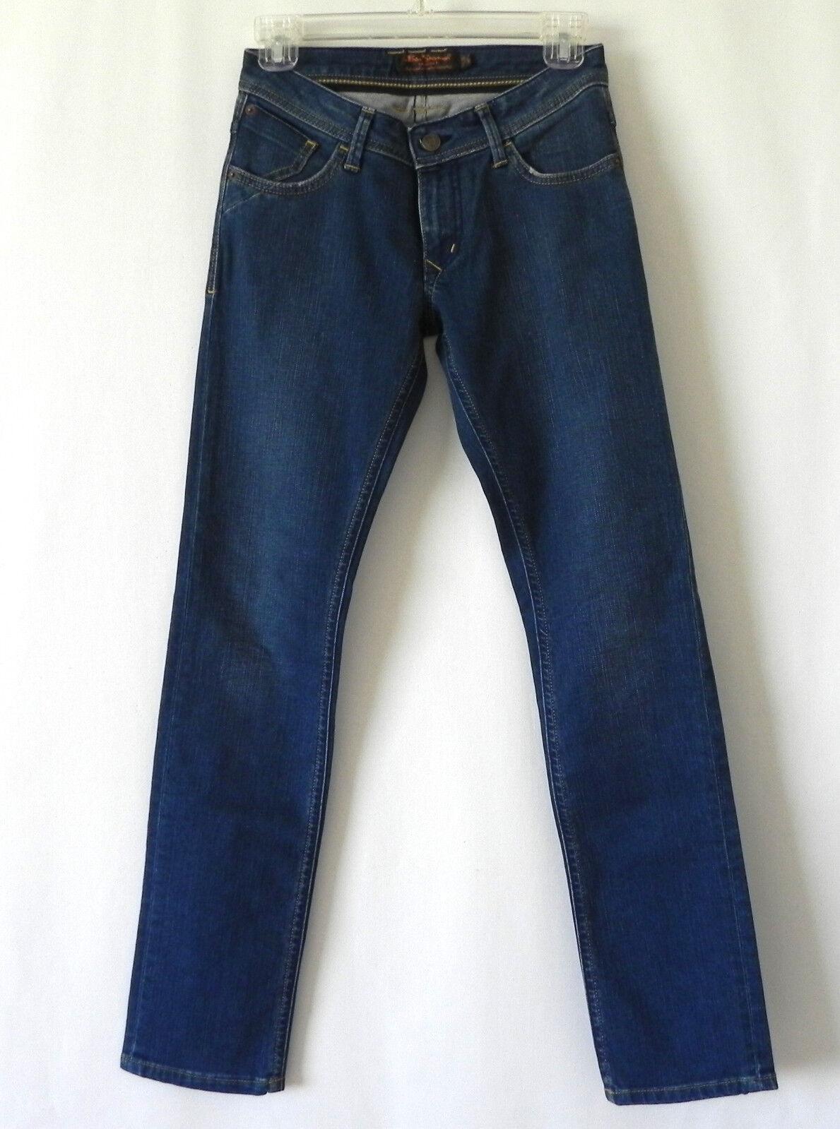 Ben Sherman Jean Pants Low Rise Skinnt Fit Size 25 30