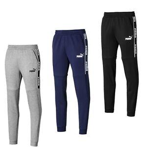 Puma Jogginghose Herren Amplified Fleece Pants Sporthose