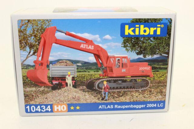 Kibri 10434 H0 Atlas Raupenbagger