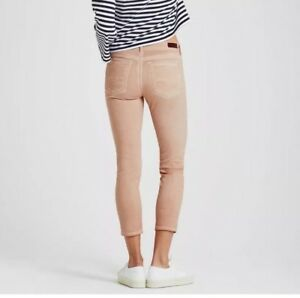 6ee3a1c84624 Image is loading NEW-AG-Adriano-Goldschmied-Prima-Crop-Skinny-Jeans-