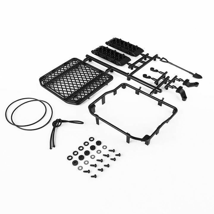 Gmade 40080 110 Scale Off Road Roof Rack Accessories Gma40080 For