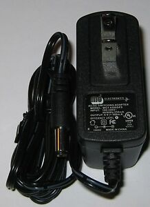 6V-DC-500mA-Compact-Power-Supply-Power-Adapter-100-240-VAC-Input-2-1mm