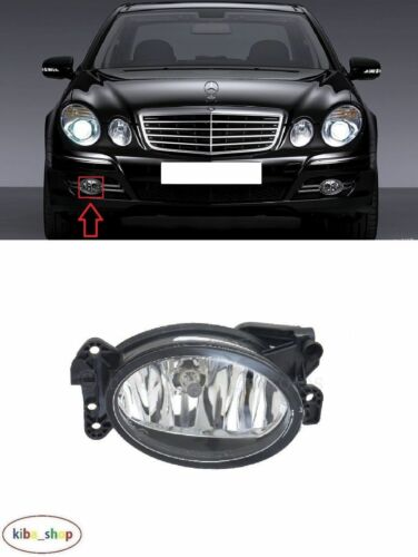 MB E-CLASS W211 2006-2009 NEW FRONT FOG LIGHT LAMP RIGHT O//S DRIVER