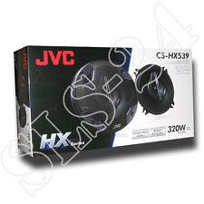 JVC CS-HX539 Boxen 13cm 3-Wege Koax Lautsprecher System 320 Watt (RMS: 40 Watt)