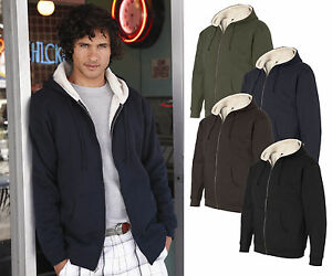Independent-Trading-Co-Sherpa-Lined-Full-Zip-Hooded-Sweatshirt-EXP40SHZ-S-4XL