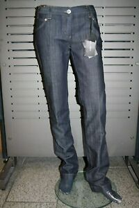 Pantalon Label Pour Gabbana Neuf Bleu Femmes Dolce Jeans Foncé Black 5HTx6qSq