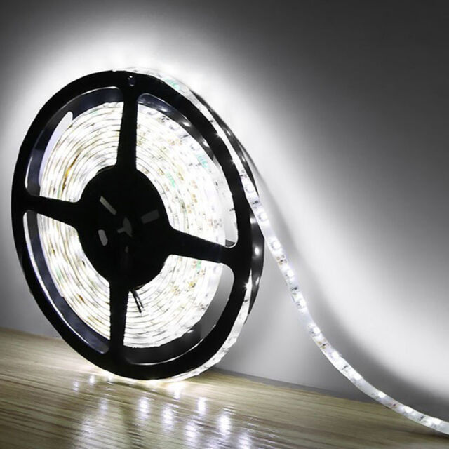 SPECIAL OFFER Super Bright White 5M 300LEDs 3528 Flexible Led Strip Lights 12V