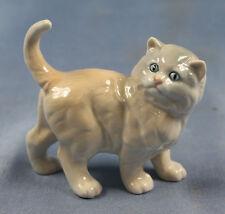 Katze Katzenfigur Porzellanfigur hutschenreuther katze perserkatze st