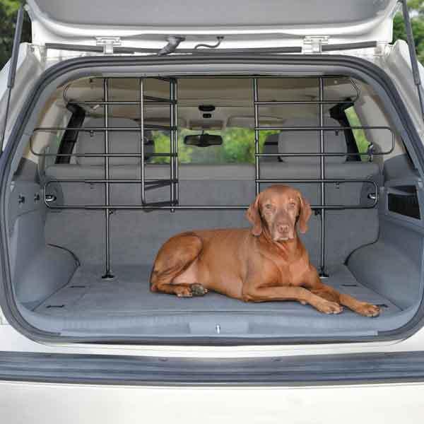 promozioni di squadra Vehicle Barrier Keep Dogs in in in Cargo Area Safety Secure Containment With Back Door  vendita online sconto prezzo basso