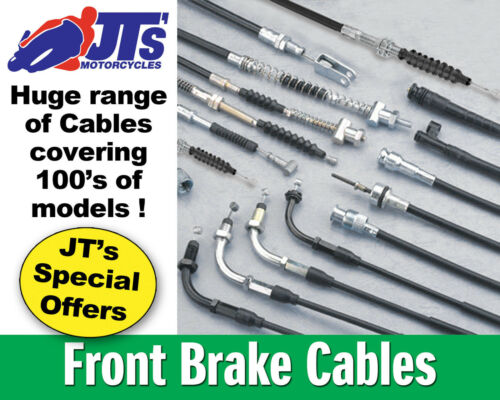 78 79 80 81 82 FRONT BRAKE CABLE XL185S XL185 S SZ SA SB SC Made in Japan
