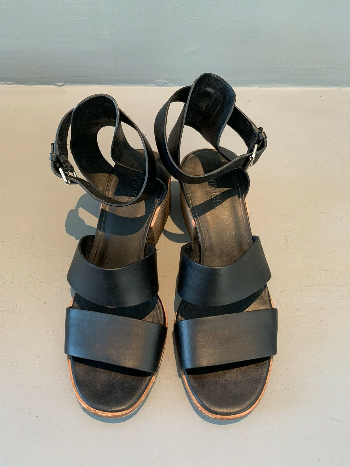Vince Strappy Sandals - image 9