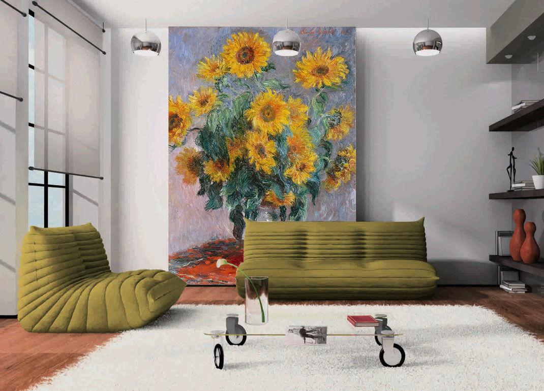 3D Meister Kunstwerke 7 Tapete Wandgemälde Tapete Tapeten Bild Familie DE Summer