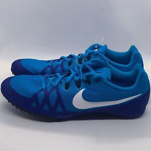 14a8a1b367d Brand New Nike Zoom Rival M8 Size 11 Track Field Sprint Spikes Shoes ...