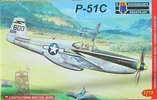 KPM (AZ Models) 1/72 KPM0033  North American P-51C Mustang