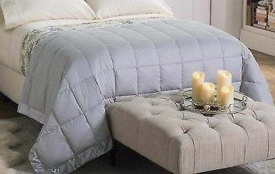 Northern Nights Versailles 500 Tc 550 FP Queen Reversible Down Blanket  Seaglass for sale online  e618e7fc2