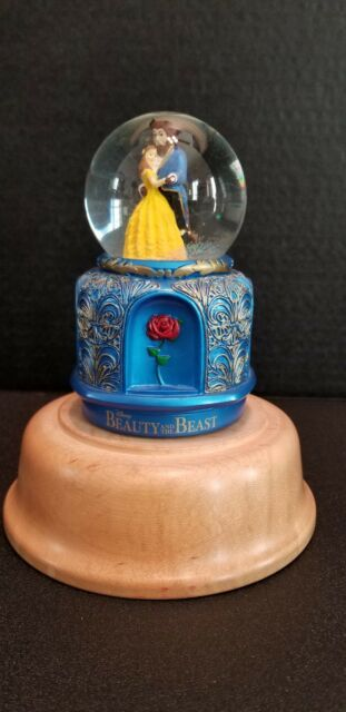 Details About Disney Beauty And The Beast The Broadway Musical Snow Globe Mini Snowglobe