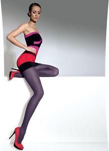 Plus Size Lady White Beige Black Graphite Matt Thicker Tights Hosiery T34