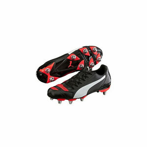 af770a40a Image is loading MENS-PUMA-EVOPOWER-4-2-HD-RUGBY-BOOT-