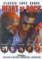 Heart of Rock (Lionel Richie, Billy Joel, Tina Turner, Marvin Gaye, ...) (DVD)