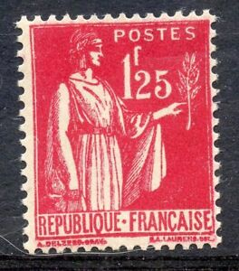 STAMP-TIMBRE-FRANCE-NEUF-TYPE-PAIX-N-370