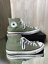 Sneakers-Men-039-s-Converse-164933F-Chuck-Taylor-All-Star-High-Top-Jade-Stone-Green thumbnail 2