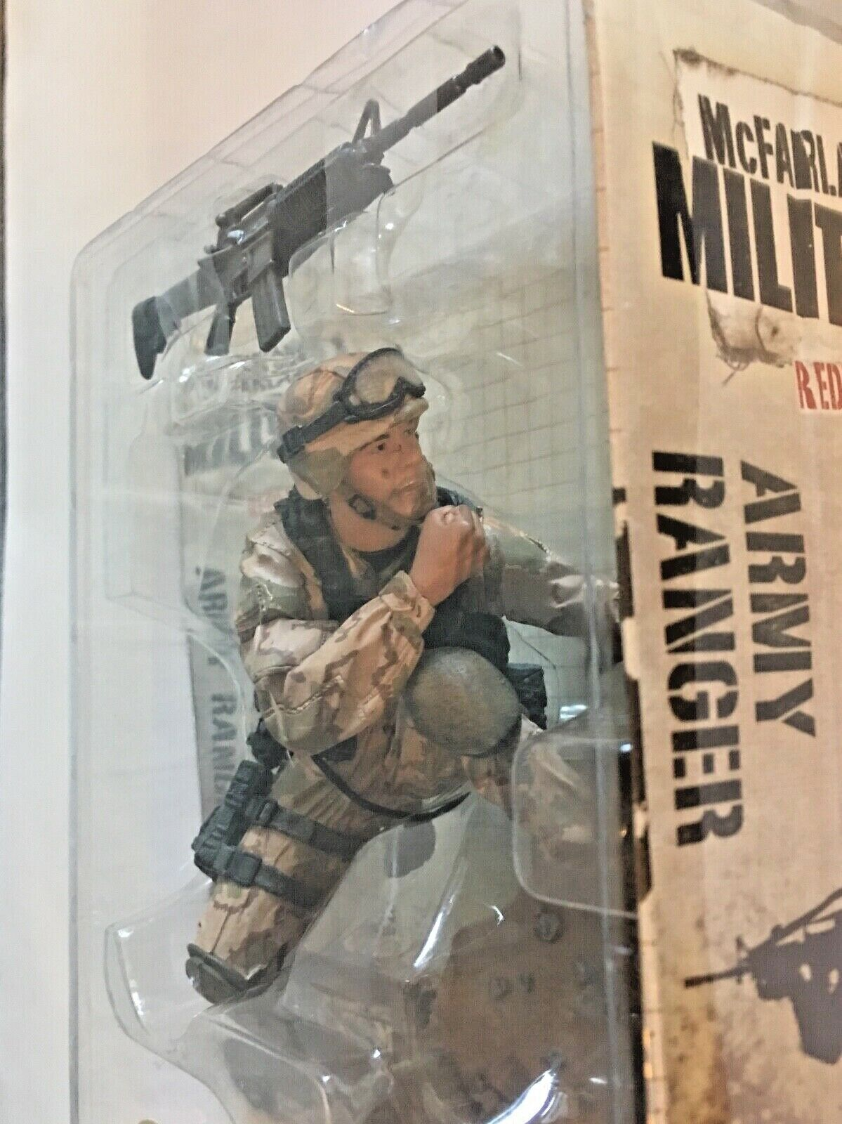 McFarlane's McFarlane's McFarlane's Military Redeployed, Army Ranger 891a0a