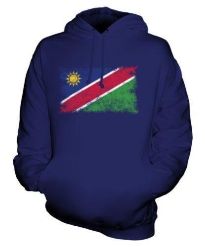 Unisex Della Namibia Felpa Bandiera Consumato Maglia Effetto Jersey Football wxn16qpTO
