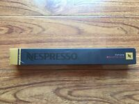 Nespresso Capsules Volluto Decaffeinato Coffee, 10-count