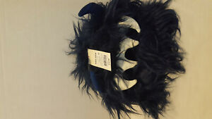 Cat-and-Jack-Girls-Monster-Hat-Navy-Blue-with-Fangs-and-Horns