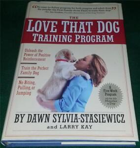 dawn sylviastasiewicz the love that dog training program