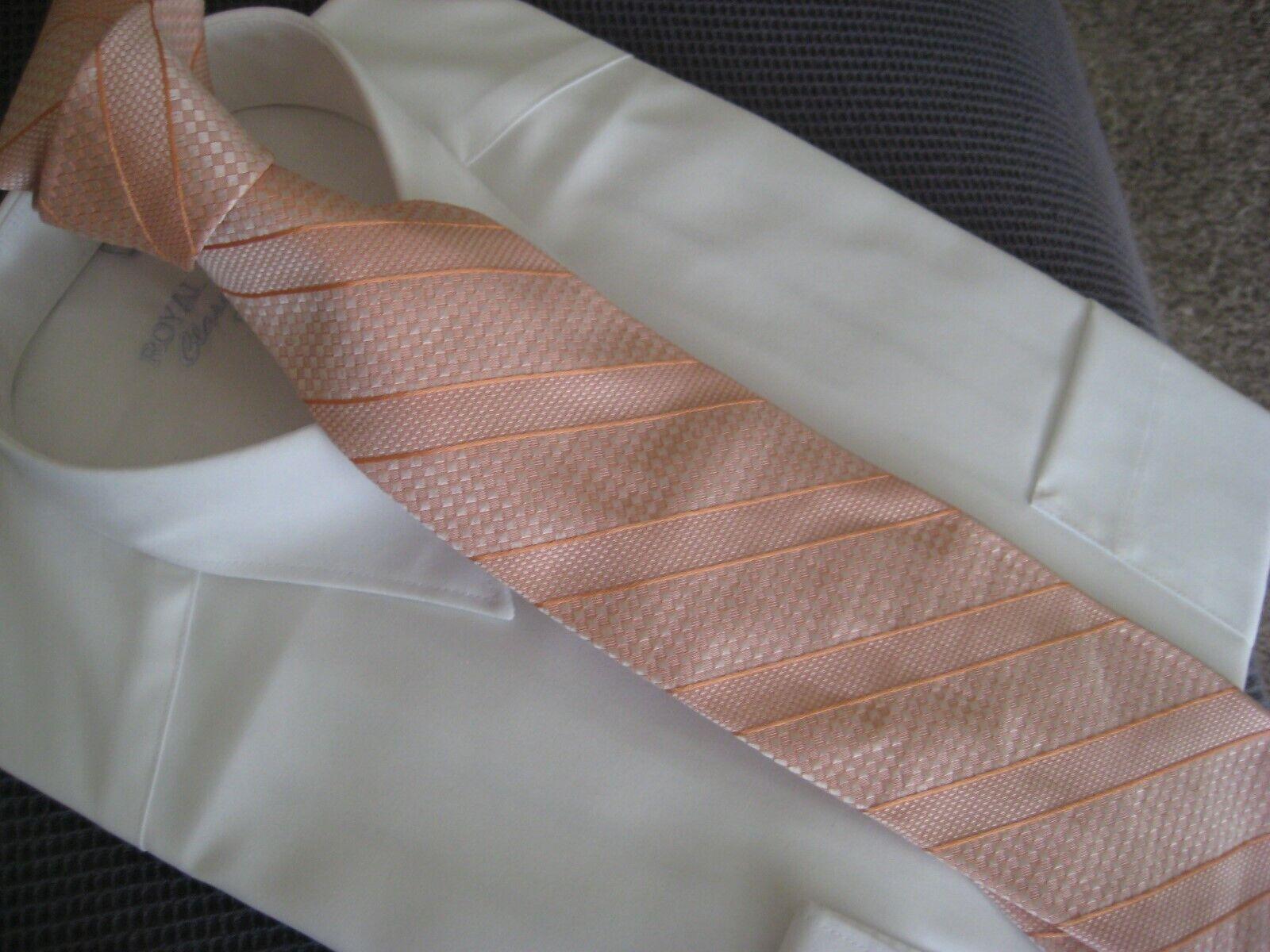 Exklusive Designer Faconnable Krawatte 100 % Seide Made Switzerland