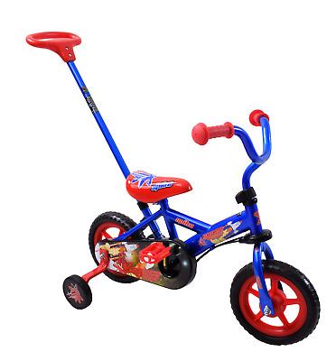 Space Ranger 10 Quot Wheel Kids Steering Boys Blue Red