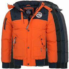 Geographical Norway Jacke Winter Herren Winterjacke Outdoor Parka warm OMVolva