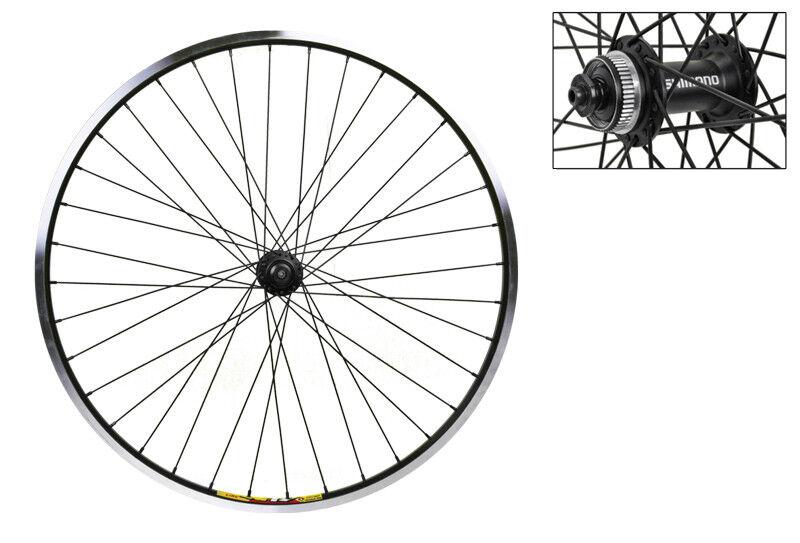 Wheel Front 26X1.5 Wei Zac19 Bk Msw 36 M4050 Bk 135Mm Dti2.0Bk