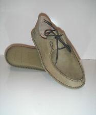 NIB Timberland Po Zu Men's Mt Ox Light Green Very Comfortable Oxfords Shoe sz 9