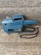 Garvey Contact Labeler Price Gun 2 Line Model 22 88 Bluegreen