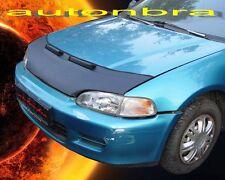 Honda Civic 1991-1995 CUSTOM CAR HOOD BONNET BRA MASK BRA DE CAPOT